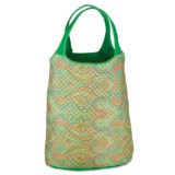 Whitmor Quilted Laundry Hamper Tote