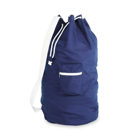 Whitmor Cotton Laundry Duffel Bag