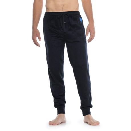 USPA U.S. Polo Assn. Solid Silky Fleece Joggers (For Men)