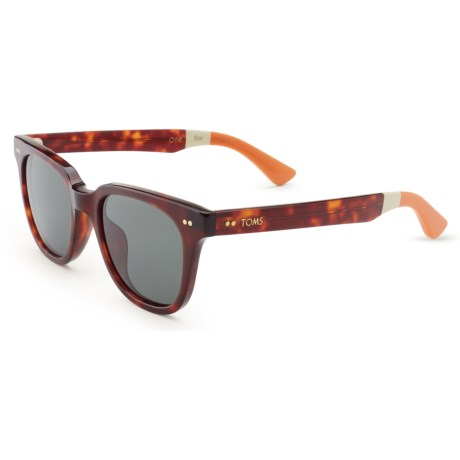 TOMS Memphis 201 Sunglasses - Large Fit
