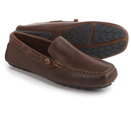 T.B. Phelps Magellan Driving Shoes - Leather (For Men)