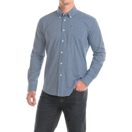 Barbour Leonard Fitted Shirt - Long Sleeve (For Men)
