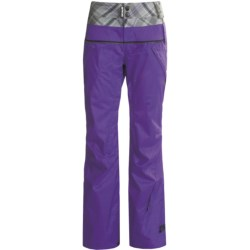 Ride Snowboards Leschi Shell Pants - Waterproof (For Women)