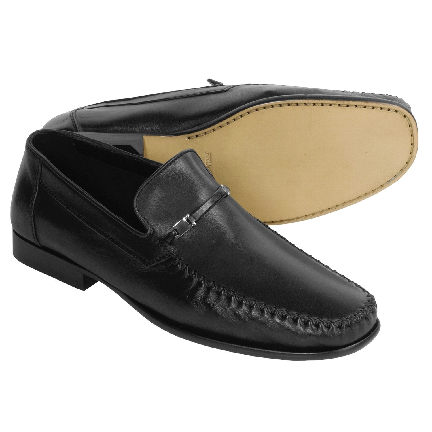 Bruno Magli Cap Toe Derby Shoes