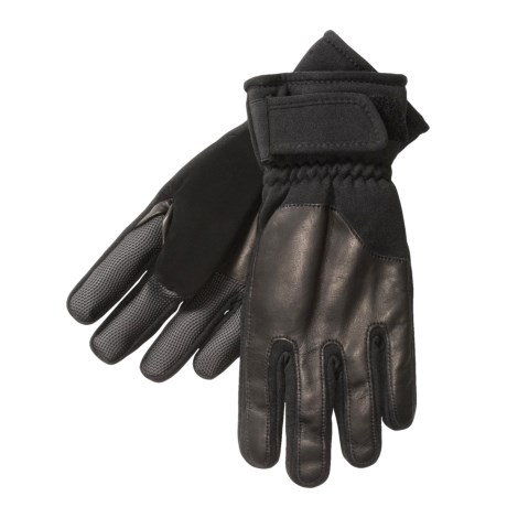 Grandoe Messenger Gloves - Insulated (For Men)