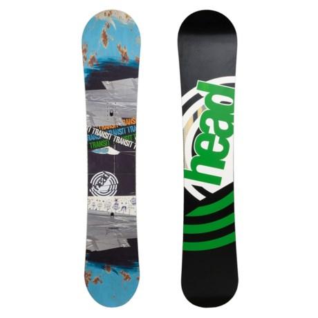 Head Transit I. Snowboard