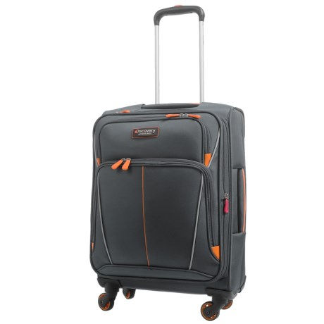 Discovery Adventures Expedition Collection EXP Softside Twister Spinner Suitcase - 20""