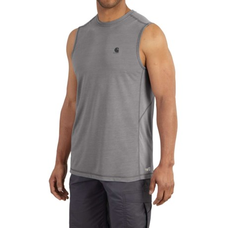 Carhartt Force Extremes® T-Shirt - Sleeveless, Factory Seconds (For Men)