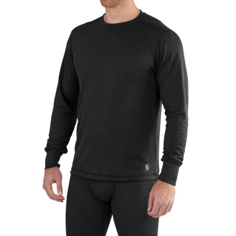 Carhartt Base Force Extremes® Cold-Weather Shirt - Long Sleeve, Factory Seconds (For Men)