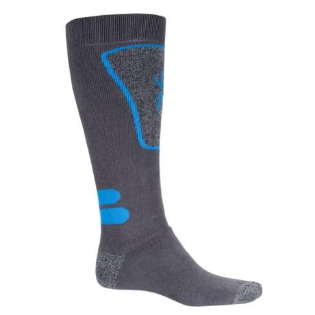 Spyder Full Cushion Ski Socks - Over the Calf (For Youth)