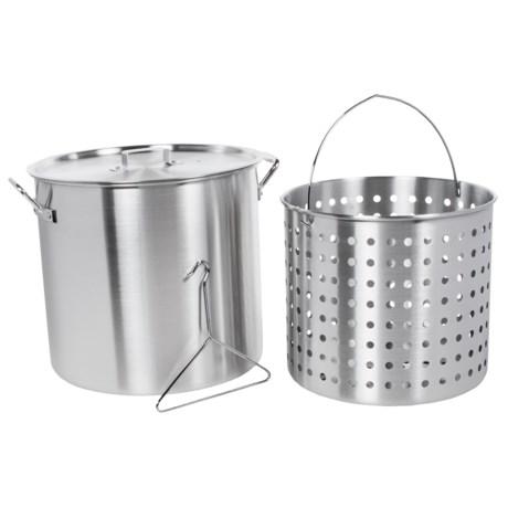 Camp Chef Aluminum Cooker Pot - 42 qt.