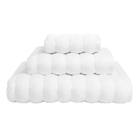 Vista Home Fashions Vague Collection Hand Towel - Turkish Zero-Twist Cotton