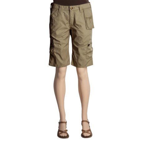 Carhartt Ripstop Cargo Shorts (For Women)