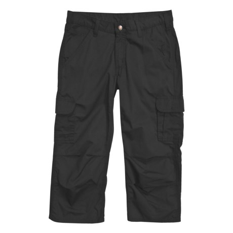 Carhartt Ripstop Cropped Cargo Pants (For Women)