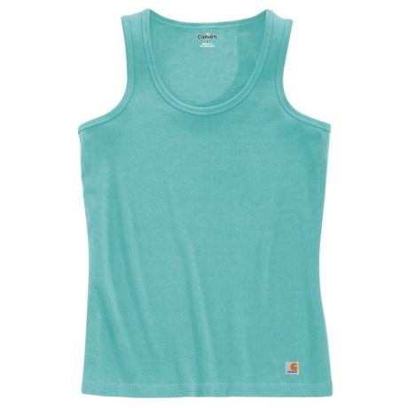 Carhartt Work Tank Top - Ring-Spun Cotton (For Women)