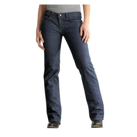 Carhartt Straight Leg Jeans - Modern Fit (For Women)