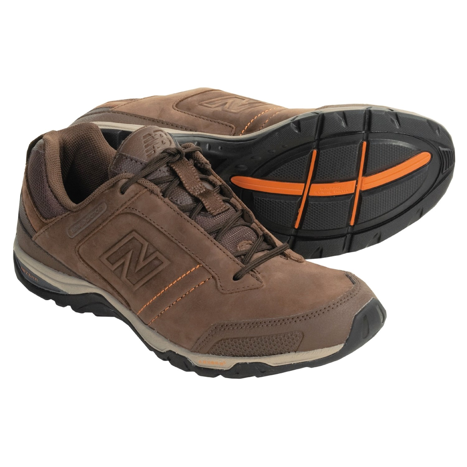 New Balance Mens Brown Walking Philly Diet Doctor Dr