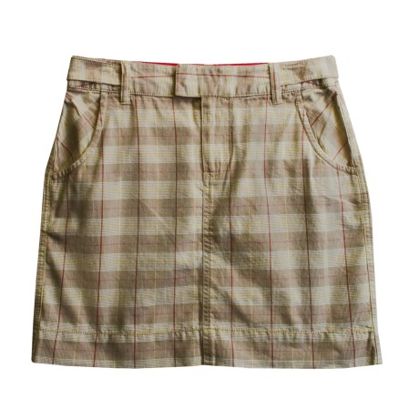 Toad&Co Horny Toad Raquel Skirt - Palapa Yarn-Dyed Organic Cotton (For Women)