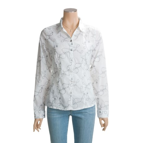 Horny Toad Tegan Shirt - Organic Cotton, Long Sleeve (For Women)