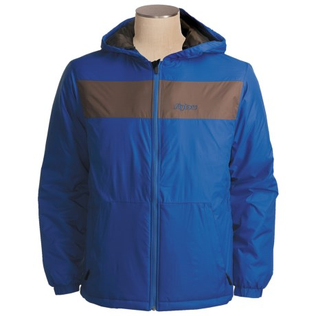 FlyLow King Hoodie Jacket - Insulated (For Men)