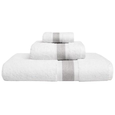 Vista Home Fashions Unique Collection Washcloth - Turkish Cotton