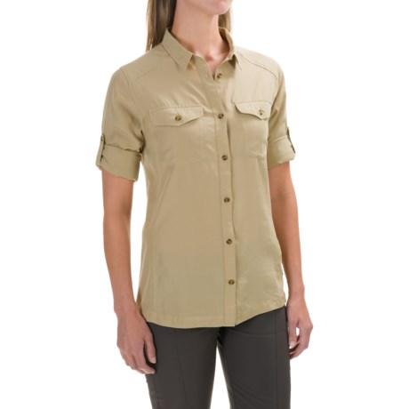 Fjallraven Abisko Vent Shirt - Long Sleeve (For Women)