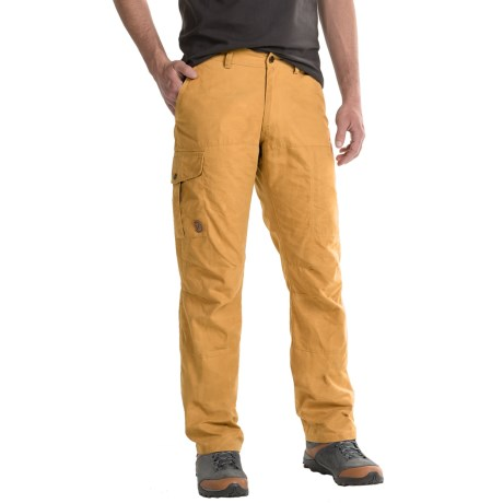 Fjallraven Karl Pants - UPF 50+, Regular Fit (For Men)