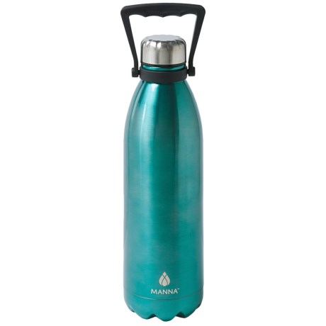 Manna Jumbo Vogue Stainless Steel Water Bottle - 50 fl.oz.