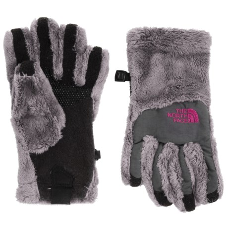 The North Face Denali Thermal Gloves - Touchscreen Compatible (For Little and Big Girls)