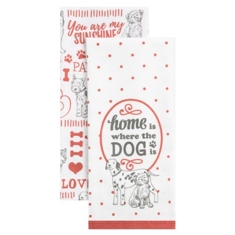 EnVogue Pets Kitchen Towel - Set of 2