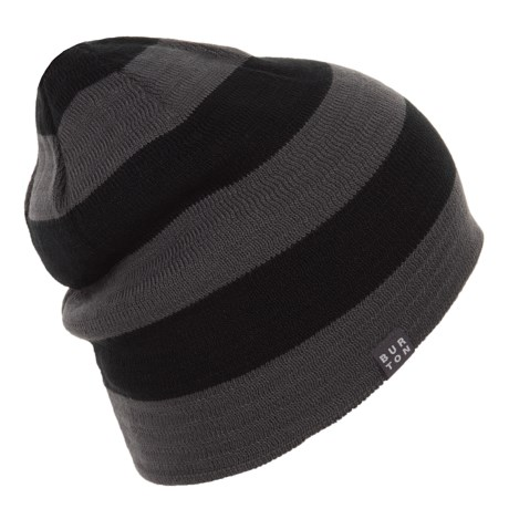 Burton Silverman Reversible Beanie (For Men)