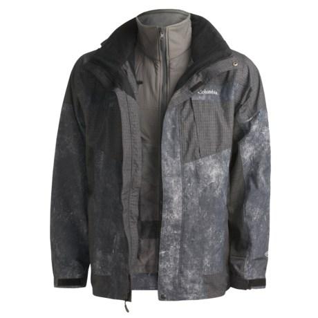 Columbia Sportswear Bugaboo Reskin Parka - 3-in-1 (For Men)