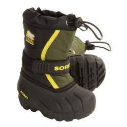 Sorel Flurry Winter Pac Boots - ThermoPlus, Waterproof, Insulated (For Kids)