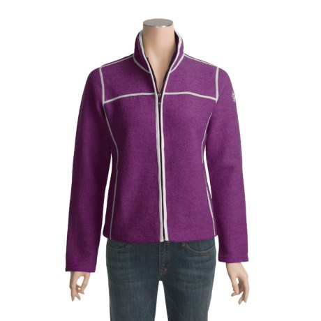 Ivanhoe Britta Jacket - Lambswool (For Women)