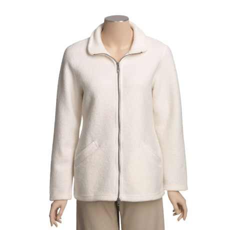 Ivanhoe Brodal Jacket - Boiled Wool (For Women)