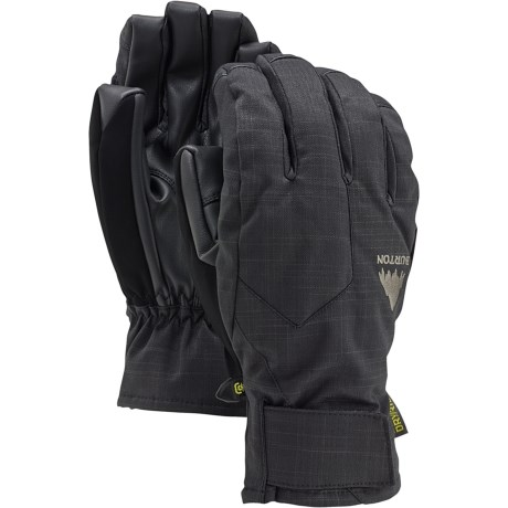 Burton Pyro Under Gloves - Waterproof, Insulated, Touchscreen Compatible (For Men)