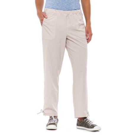 Caribbean Joe Lightweight Stretch Pants (For Women)