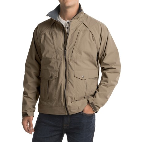 ExOfficio Round Trip Convertible Jacket - UPF 50+ (For Men)