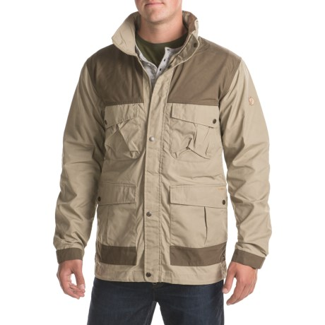 Fjallraven Telemark Trekking Jacket (For Men)