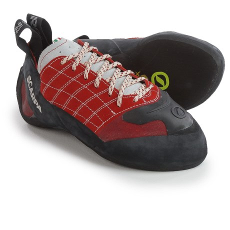 Scarpa Instinct Climbing Shoes - Suede (For Women)
