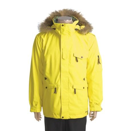 Descente DNA Cork 7 Jacket - Heatflex 40 Insulation (For Men)
