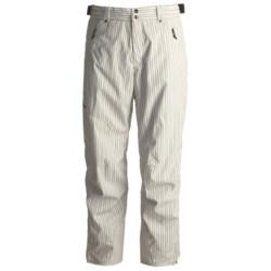 Descente DNA Big T Sheel Ski Pants - Heatflex 40 Insulation (For Men)
