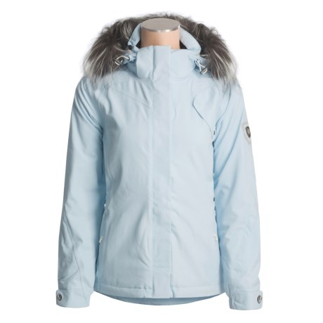 Sunice Stephany Jacket - Insulated, Fur Trim (For Women)