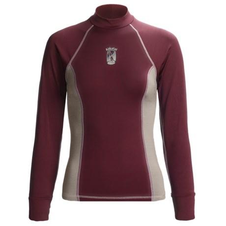 Kokatat Innercore Rash Guard - Long Sleeve, UPF 30+ (For Women)