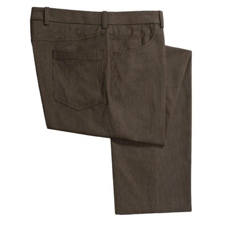 Riviera Storm Pants - Micro Cotton, 5-Pocket (For Men)