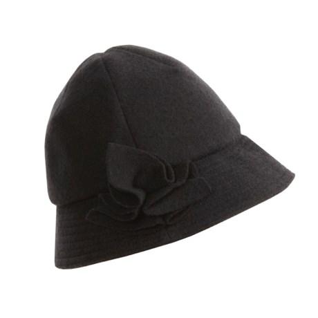 Helen Kaminski Edeva Hat - Boiled Wool (For Women)