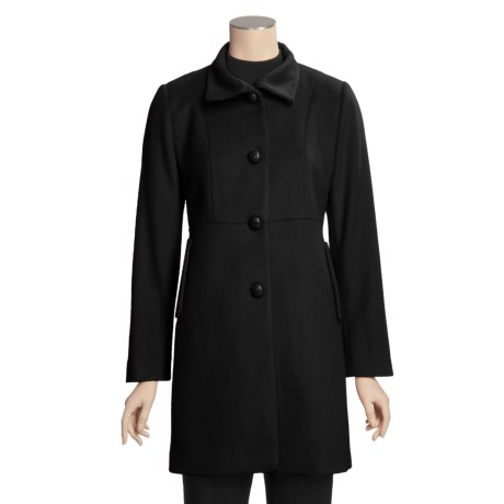 Jonathan Michael Single-Breasted Jacket - Dimple Back (For Women)