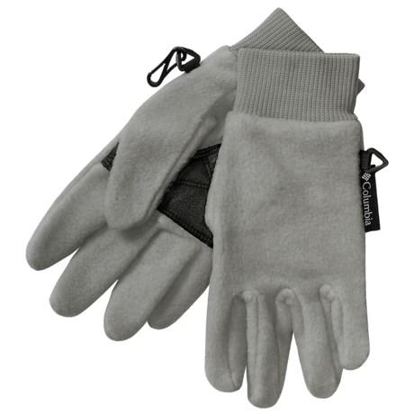 Columbia Sportswear Falltrainer Gloves - Fleece (For Youth)