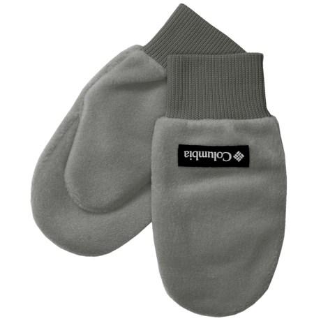 Columbia Sportswear Mt. Hood Fleece Mittens (For Youth)