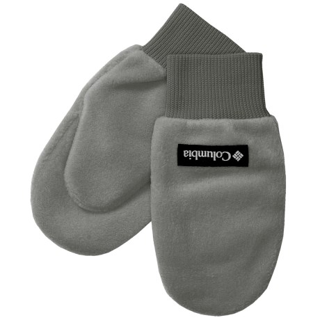 Columbia Sportswear Mt. Hood Fleece Mittens (For Youth)